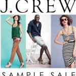 Jcrew Sample Sale June 2012