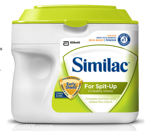 Similac for Spit-up