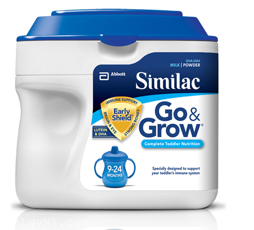 Similac Go & Grow