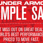 Under Armour Sample Sale May 2013