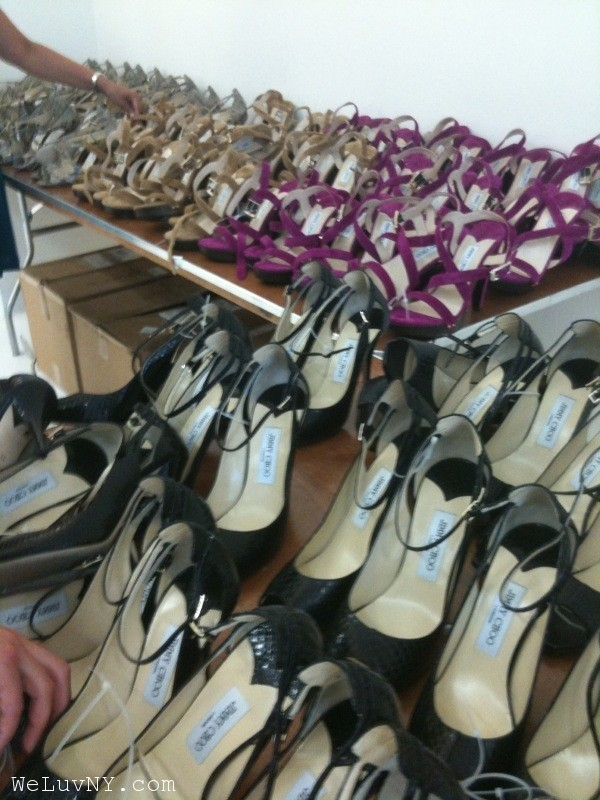 Jimmy Choo, Christian Louboutin, Manolo Blahnik Sample Sales have ...