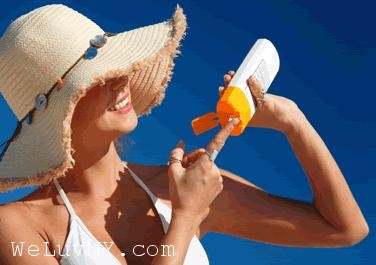 sunscreen dangers