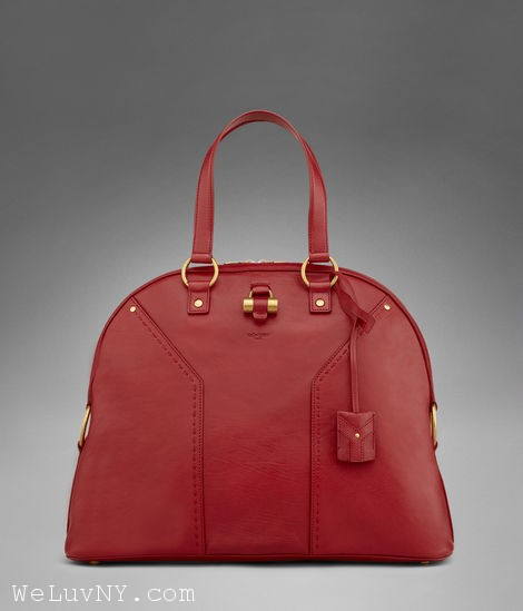 YSL-Red-Muse-Oversized-Bag