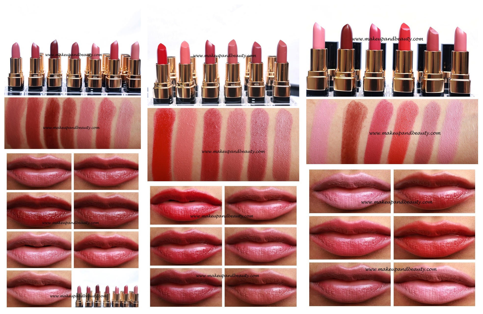 Bobbi Brown Old Hollywood Lipstick photos