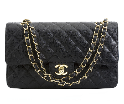 vintage-chanel-double-chain-tube-bag