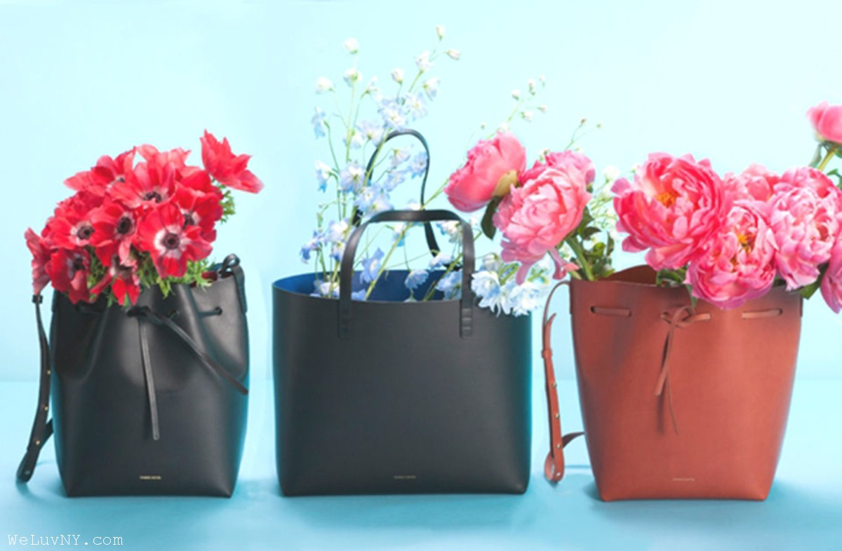 Mansur-gavriel-bags-and-flowers